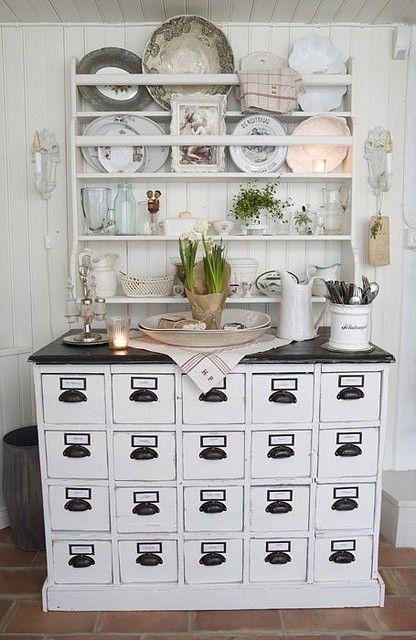 White Open Kitchen Designs