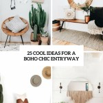 25 Cool Ideas For A Boho Chic Entryway Digsdigs