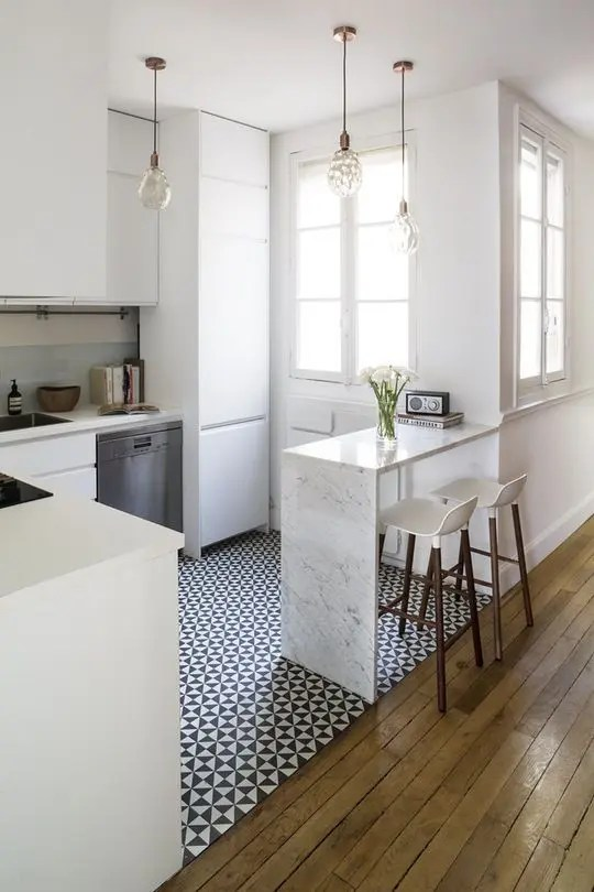 Breakfast Bar Ideas For Small Kitchens The Used Kitchen Company