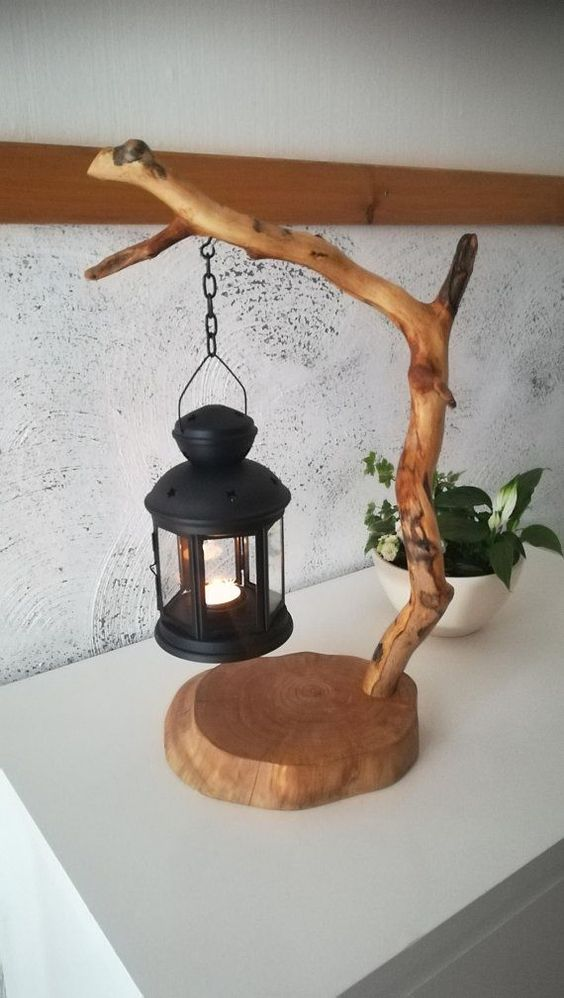 25 Branch Lamps For A Touch Of Nature Digsdigs