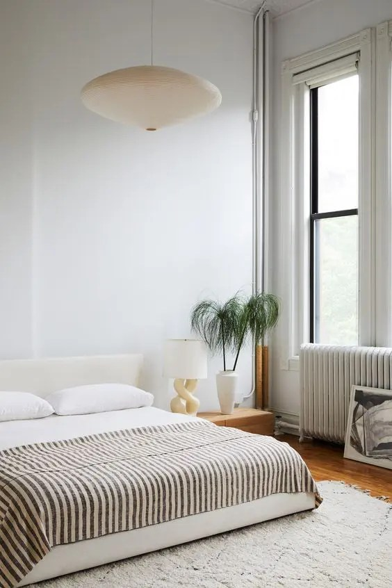 What Is A Minimalist Style Home And 20 Examples - DigsDigs on Minimalist Bedroom  id=37828
