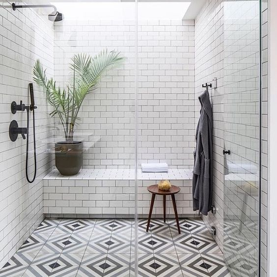 25 cool shower benches for maximal