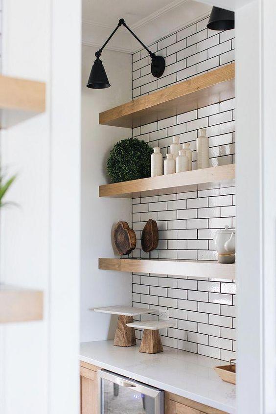 25 trending kitchen shelf and shelving