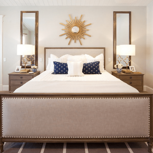 How To Decorate Your Bedroom With Mirrors - 8 Tricks And ... on Mirrors Next To Bed  id=29374