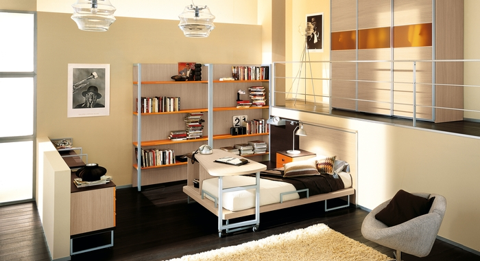25 Cool Boys Bedroom Ideas by ZG Group   DigsDigs on Cool Bedroom Ideas For Guys Small Rooms  id=11535