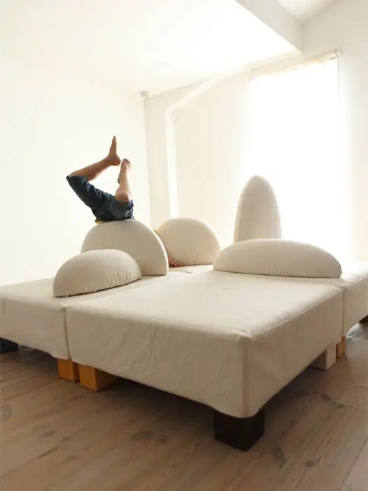 Ecological And Funny Furniture For Kids Bedroom By Hiromatsu DigsDigs