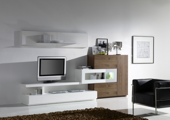 Minimalist Furniture For Modern Living Room – Day From Circulo Muebles