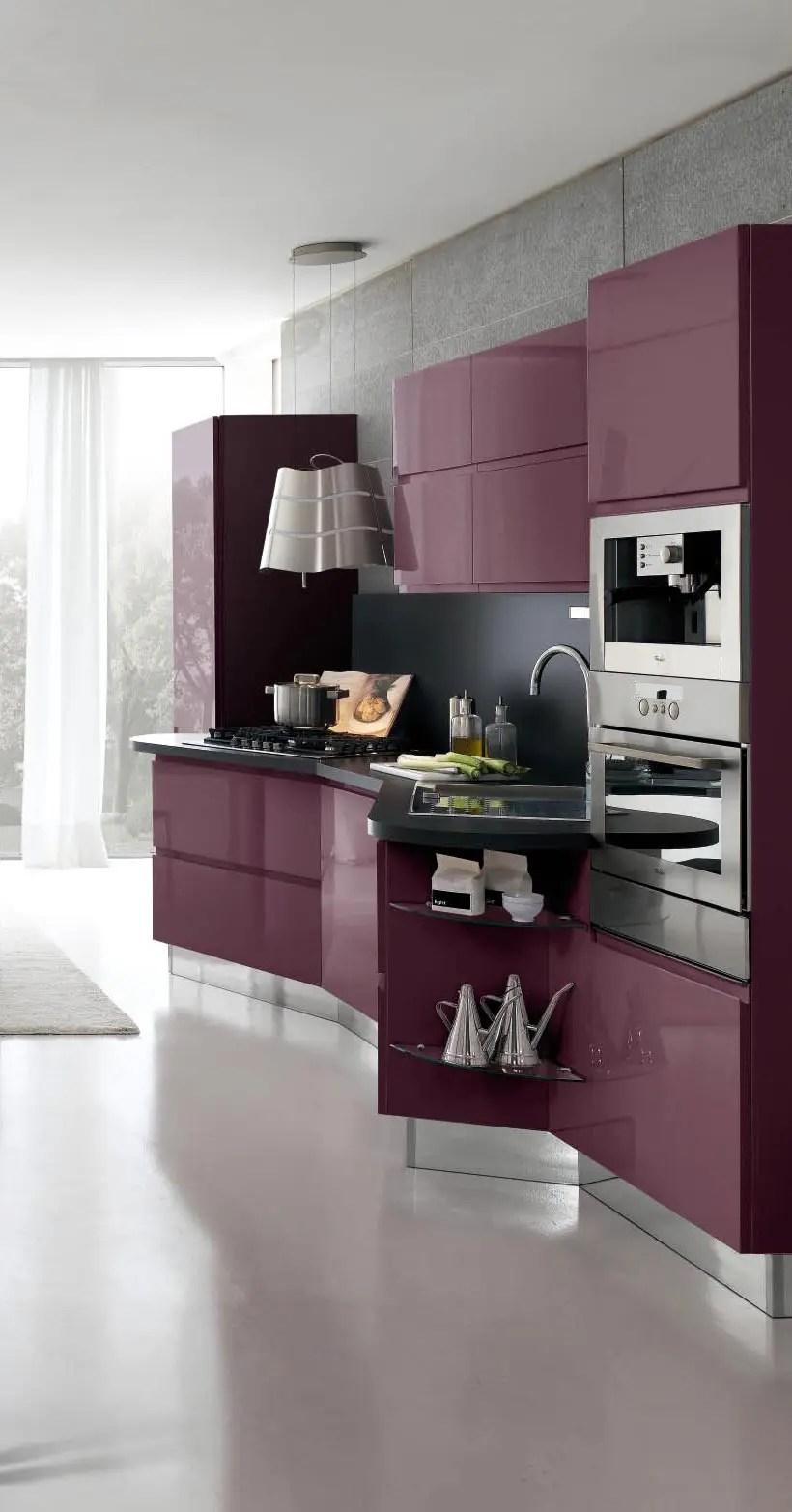 New Modern Kitchen Design With White Cabinets Bring