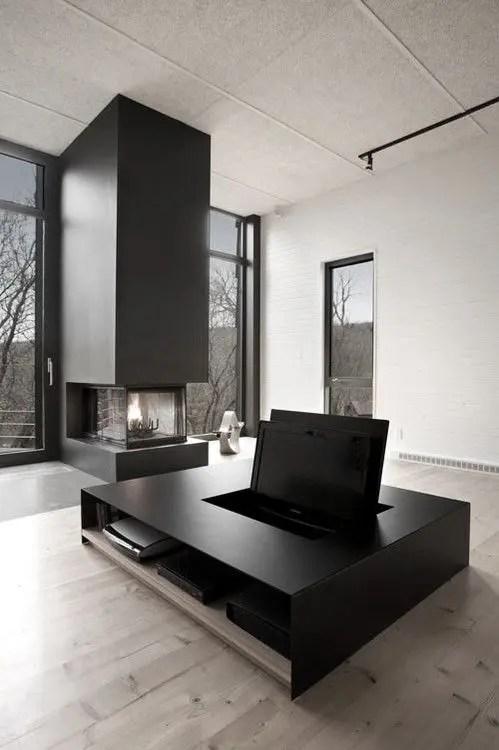 30 Adorable Minimalist Living Room Designs - DigsDigs on Minimalist Living Room Design  id=38851