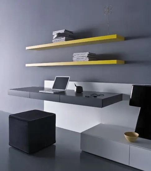 Minimalist Working Desks From Pianca Digsdigs