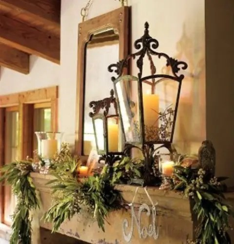 65 Amazing Christmas Lanterns For Indoors And Outdoors   DigsDigs Amazing Christmas Lanterns For Indoors And Outdoors