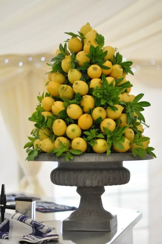30 Aromatic Citrus Christmas Decorations Youll Love