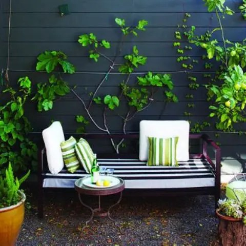 33 Awesome Small Terrace Design Ideas - DigsDigs on Small Garden Sitting Area Ideas  id=76966