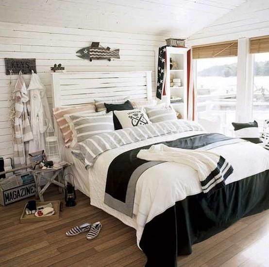 sea themed bedroom designs