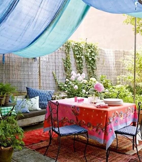 37 Beautiful Bohemian Patio Designs | DigsDigs on Beautiful Patio Designs id=42572