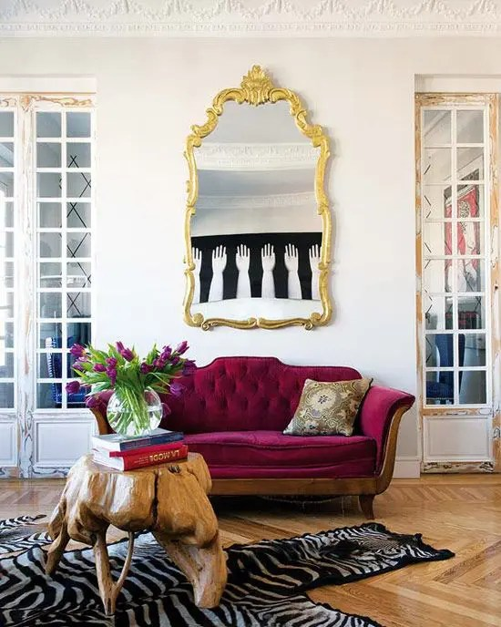 41 Beautiful Burgundy Accents For Fall Home Décor - DigsDigs on Beautiful Home Decor  id=57000