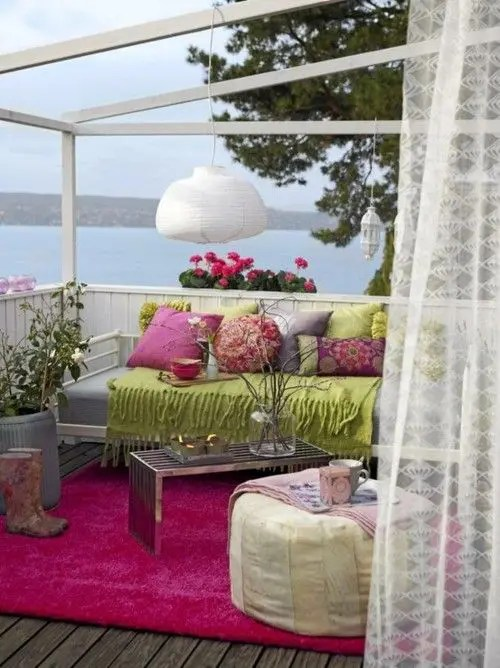 31 Beautiful Feminine Terrace And Patio D 233 Cor Ideas Digsdigs