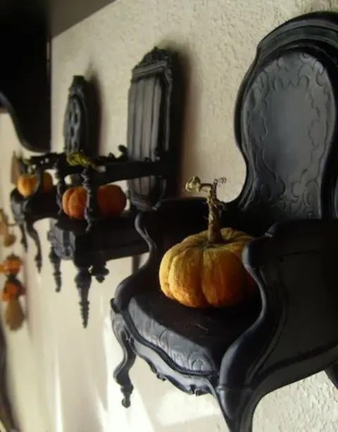 35 Beautiful Vintage Halloween Dcor Ideas DigsDigs