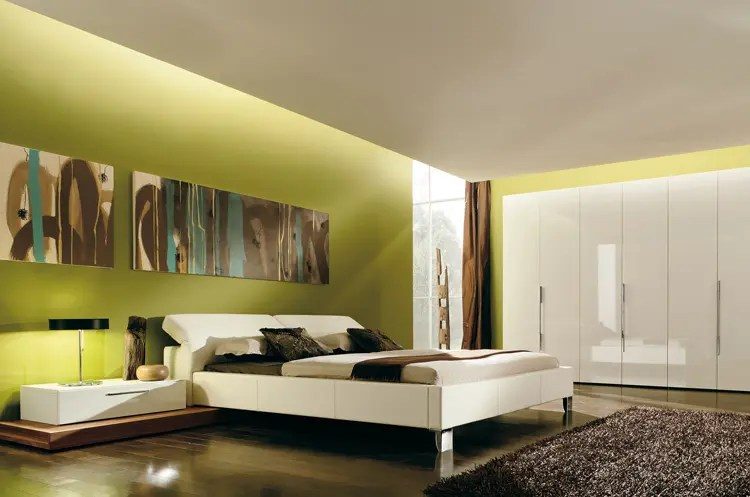 We may earn commission on some of the items you choose to buy. Colorful Bedroom Design Ideas by Huelsta - DigsDigs