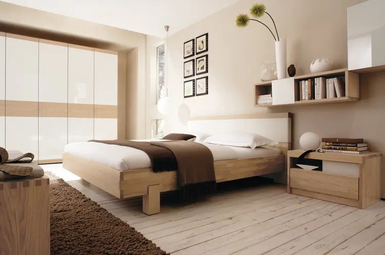 Warm Bedroom Decorating Ideas by Huelsta - DigsDigs on Room Decir  id=76358