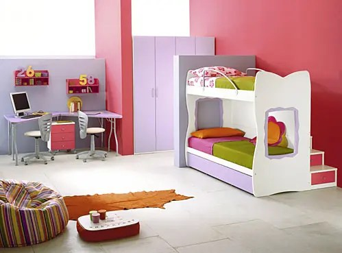 Bunk Beds and Loft Bedrooms for Teenagers by IMA - DigsDigs on Teenage Beds For Small Rooms  id=97752