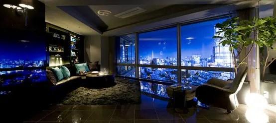 Apartment Interior Design In Tokyo