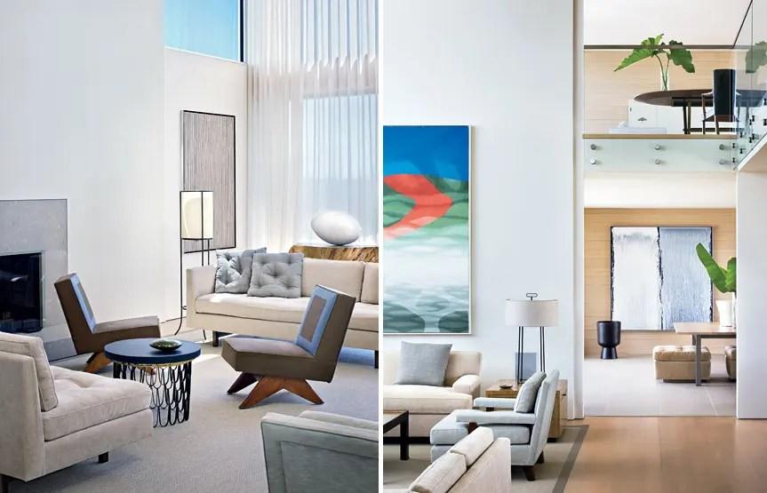 Calm and Simple Beach House Interior Design by Frederick ... on House Interior Ideas  id=59176