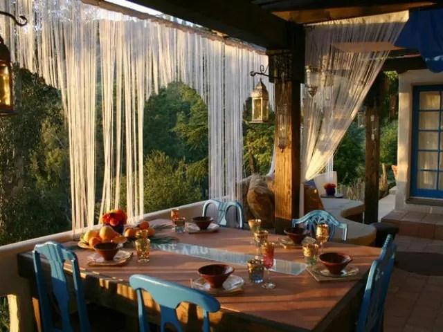 55 Charming Morocco-Style Patio Designs | DigsDigs on Moroccan Backyard Design  id=63316