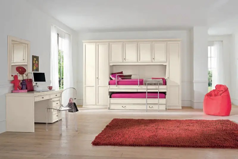 10 Classic Girls Room Design Ideas with Modern Touches ... on Room For Girls  id=97886