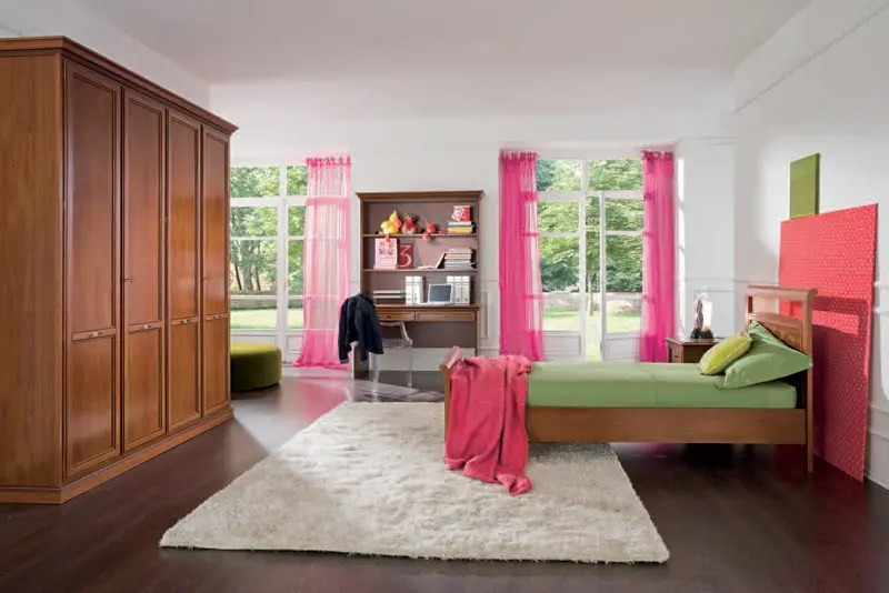 10 Classic Girls Room Design Ideas with Modern Touches ... on Girls Room Designs  id=95835