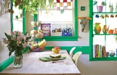 Custom Boho Kitchen That You Obviously Must See