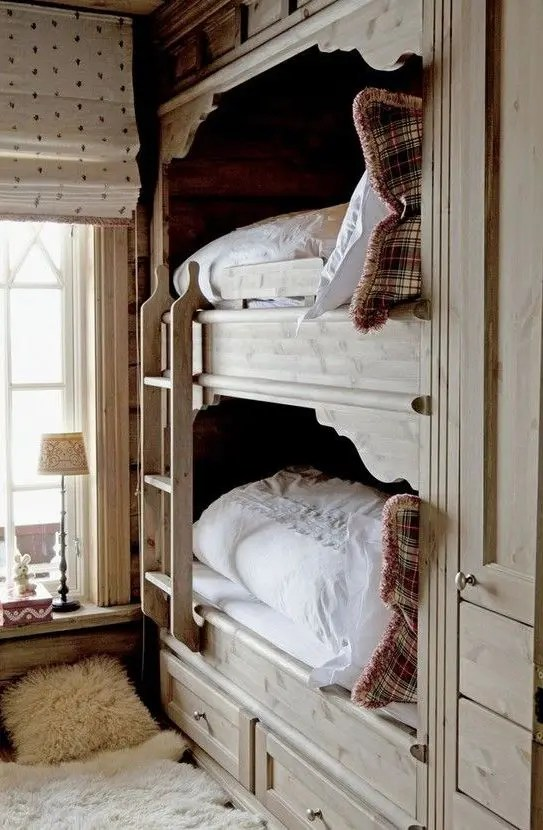 26 Cool And Functional Built In Bunk Beds For Kids DigsDigs
