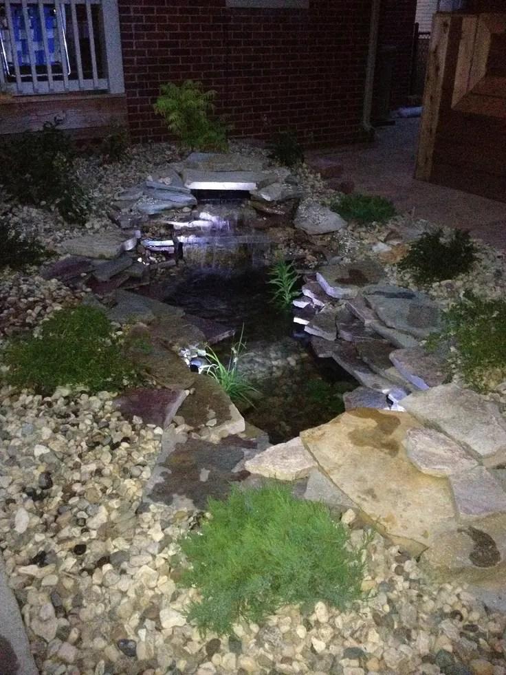 53 Cool Backyard Pond Design Ideas | DigsDigs on Backyard Pond Landscaping Ideas  id=25690