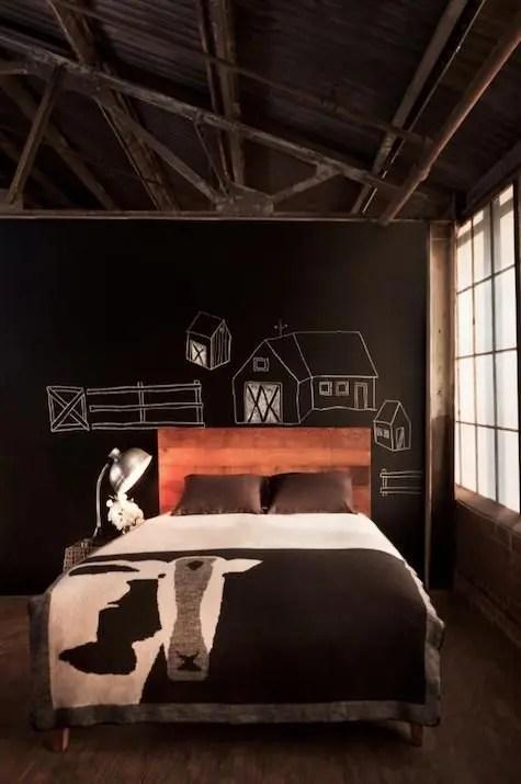 25 Cool Chalkboard Bedroom D 233 Cor Ideas To Rock Digsdigs
