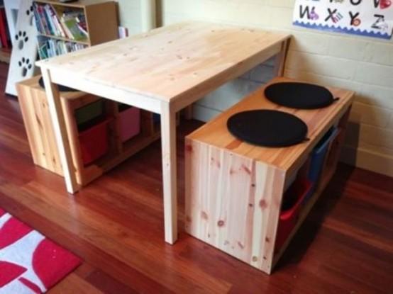 23 cool ikea ingo table ideas and hacks