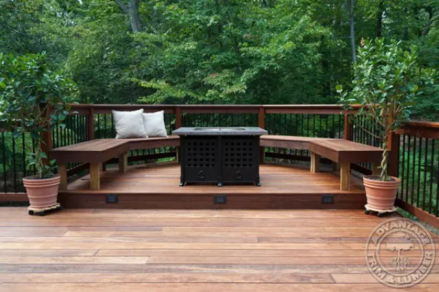35 Cool Outdoor Deck Designs | DigsDigs on Cool Backyard Patio Ideas id=11473