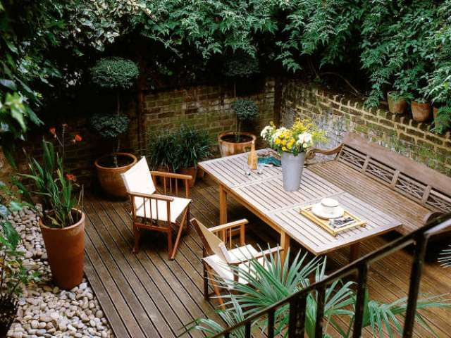 35 Cool Outdoor Deck Designs   DigsDigs on Backyard Deck Designs id=47583