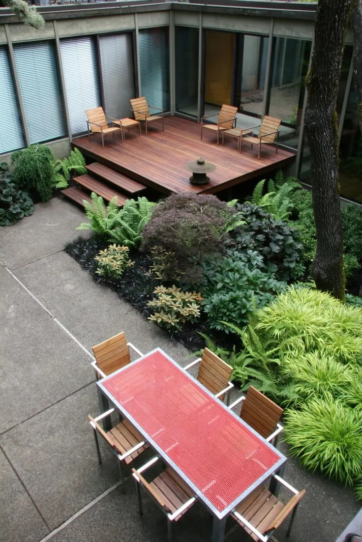 35 Cool Outdoor Deck Designs | DigsDigs on Backyard Porch Ideas id=40035