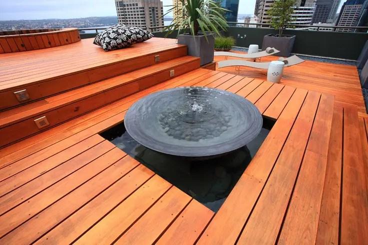 35 Cool Outdoor Deck Designs   DigsDigs on Backyard Deck Designs id=99826