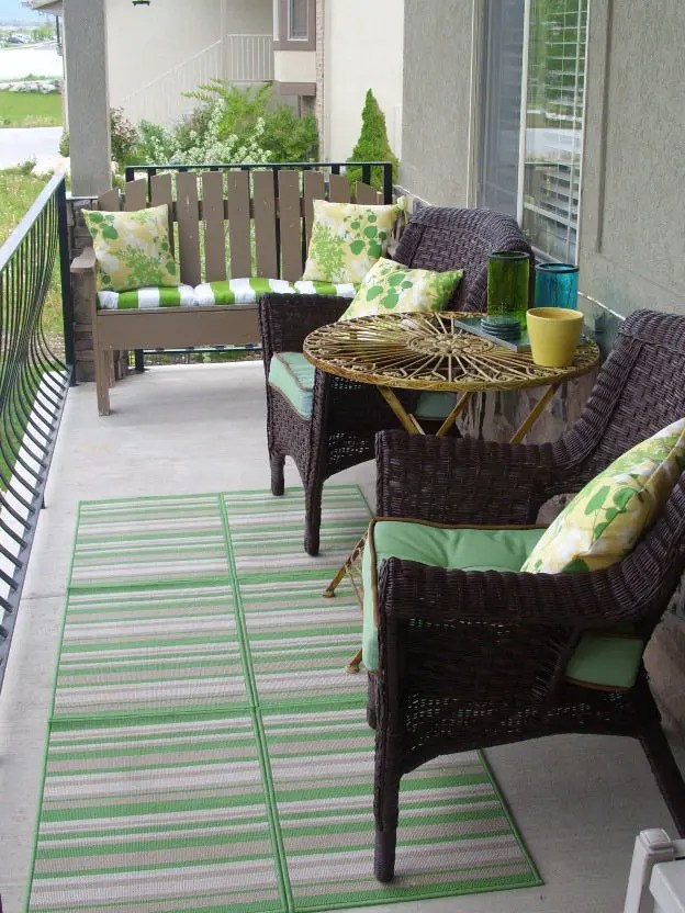 Small Porches And Decks
