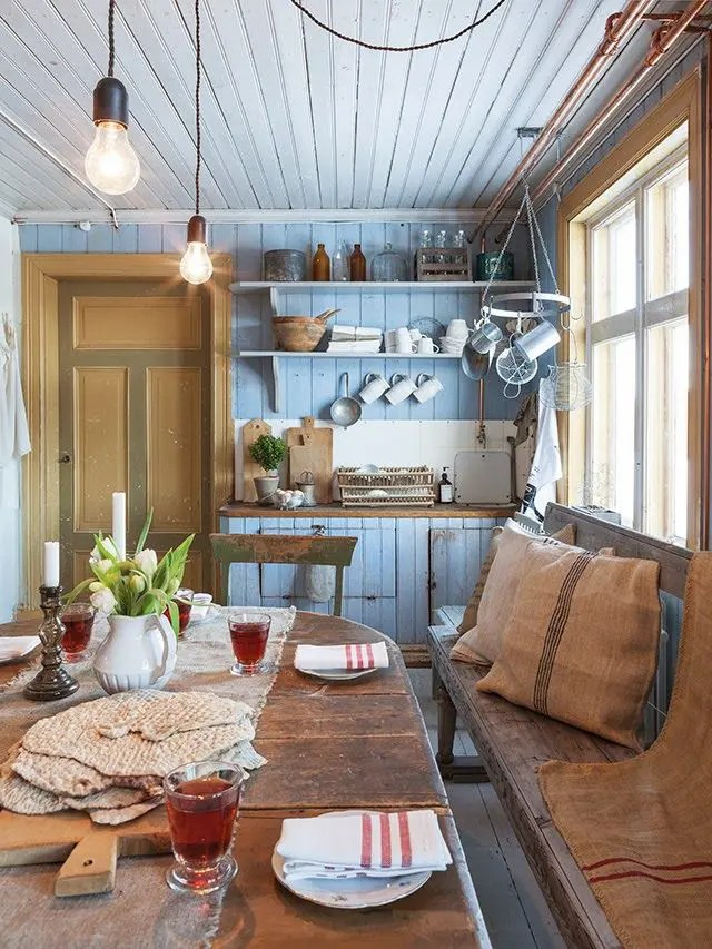 31 Cozy And Chic Farmhouse Kitchen Dcor Ideas DigsDigs