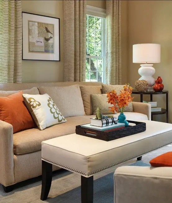 29 Cozy And Inviting Fall Living Room Décor Ideas Digsdigs Part 94