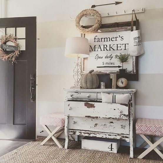 Farm Inspired Decor
