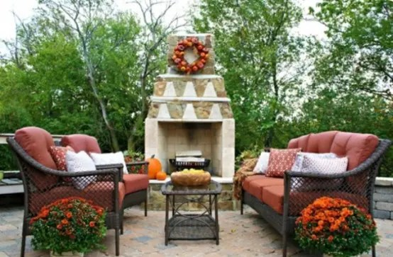 Decorative Fall Leaves Pretty Desktop Laptop Mobile Hd Images Trend Decoration Decorating Ideas Patios For