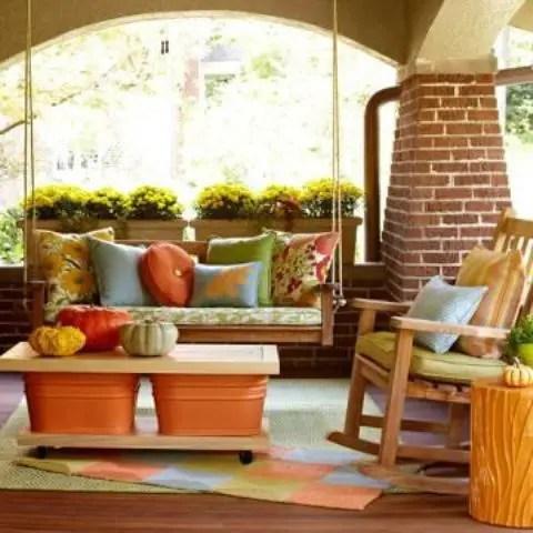 55 Cozy Fall Patio Decorating Ideas - DigsDigs on Cozy Patio Ideas id=32047