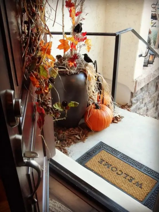 Fall Home Decorations Ideas