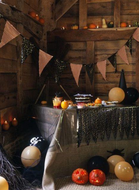 Outdoor Halloween Home Decor Ideas