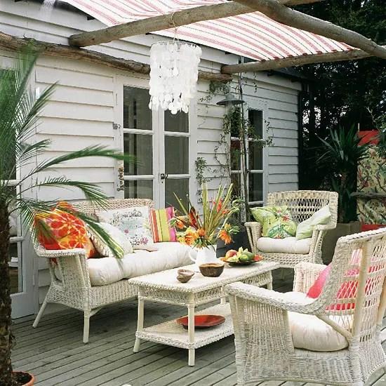 79 Cozy Rustic Patio Designs - DigsDigs on White Patio Ideas id=77522