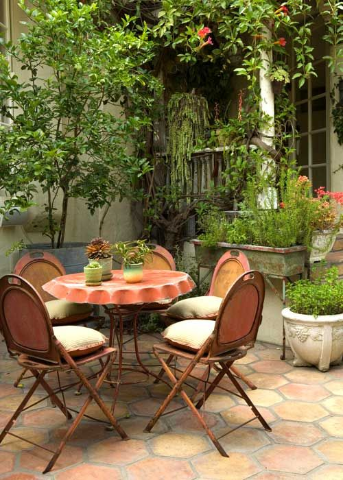 Rustic Outdoor Decorating Ideas - Native Home Garden Design on Cozy Patio Ideas id=17126