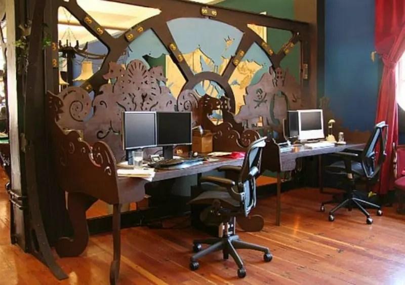 Appropriate Office Decor